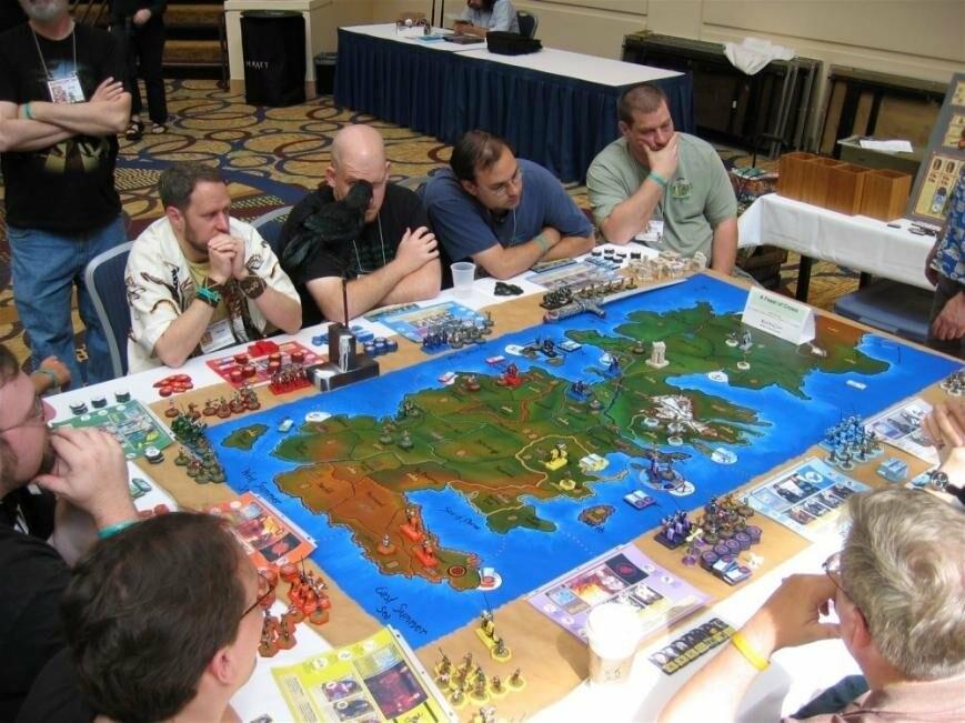 Стратегические настольные игры – лучшее времяпрепровождение, фото-1