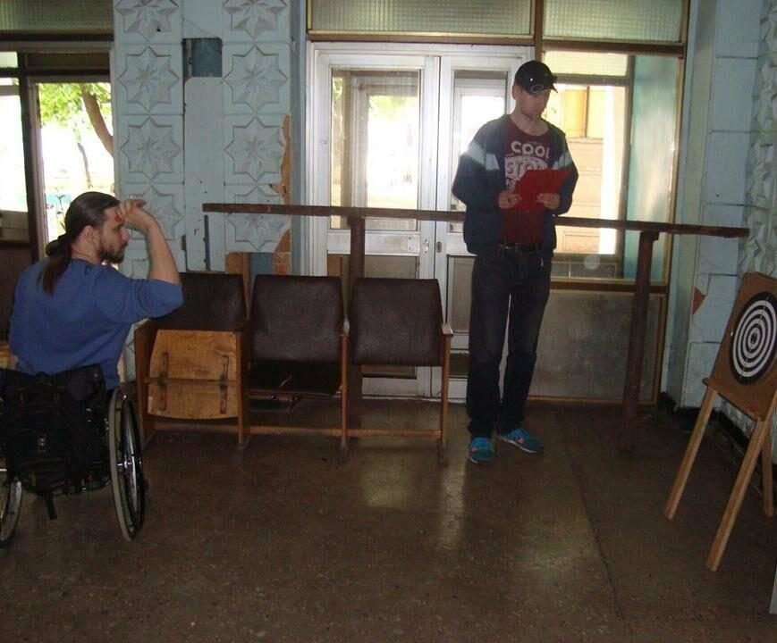 Конотопці з обмеженими фізичними можливостями змагалися на спартакіаді (ФОТО), фото-2