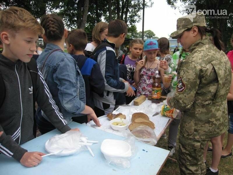 На День захисту дітей в Конотопі, фото-4