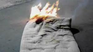 В Конотопі в хірургії вночі сталася пожежа, фото-1