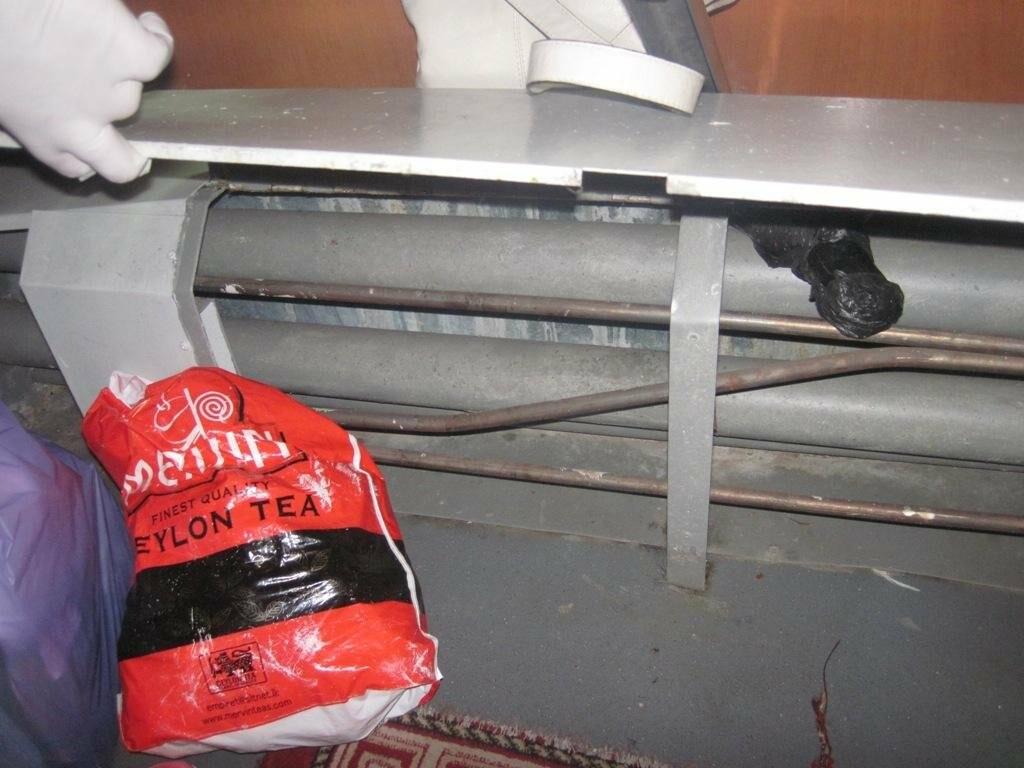 """У Конотопі чотирилапий прикордонник винюхав в потязі """"травичку"""", фото-3"""