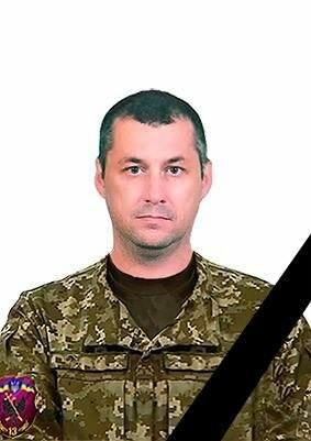 На Сумщині траур за загиблим бійцем 58-ї бригади, фото-1