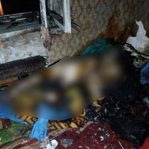 Конотопець вбив свою приятельку та намагався спалити її труп, фото-1