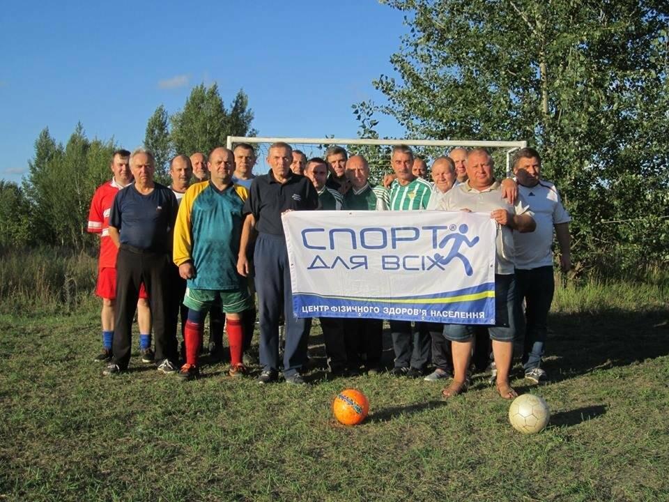 В Конотопі пройшли змагання з міні-футболу серед ветеранів, фото-1