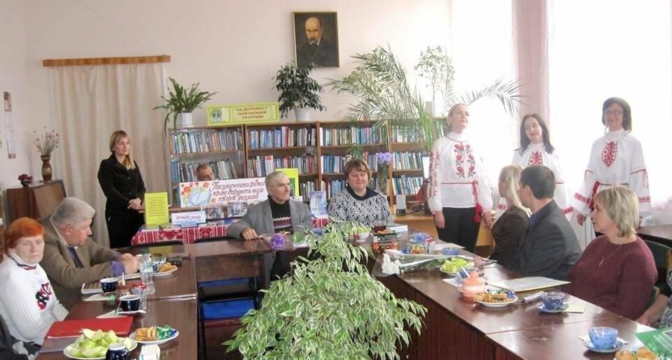Конотопський письменник Федір Рижий представив нову книгу , фото-2