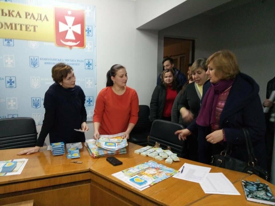 """У Конотопі пройшов проект """"Давай говорити українською"""", фото-2"""