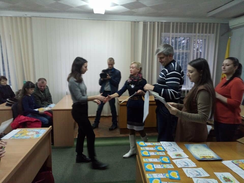 """У Конотопі пройшов проект """"Давай говорити українською"""", фото-4"""