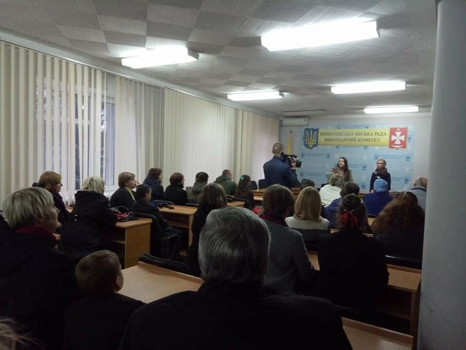 """У Конотопі пройшов проект """"Давай говорити українською"""", фото-5"""
