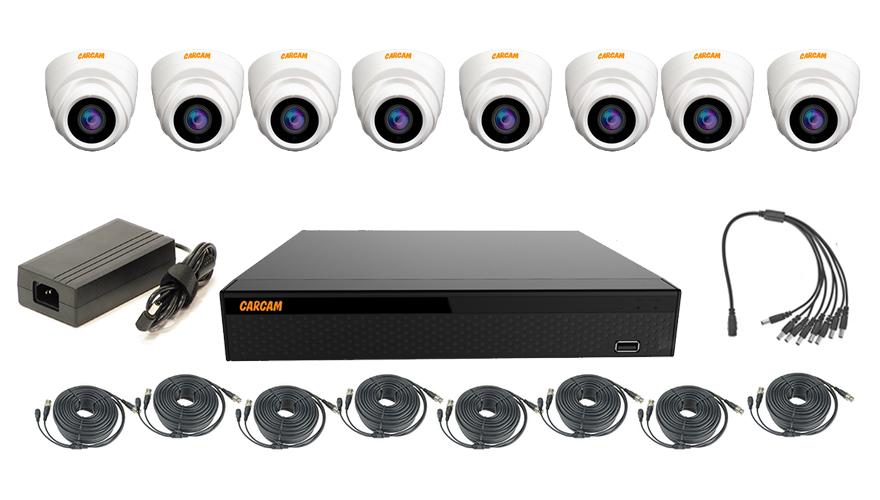 IP камеры – внутренние и наружные, фото-1