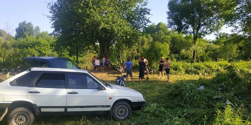 На Конотопщині активісти самотужки влаштували новий пляж, фото-10