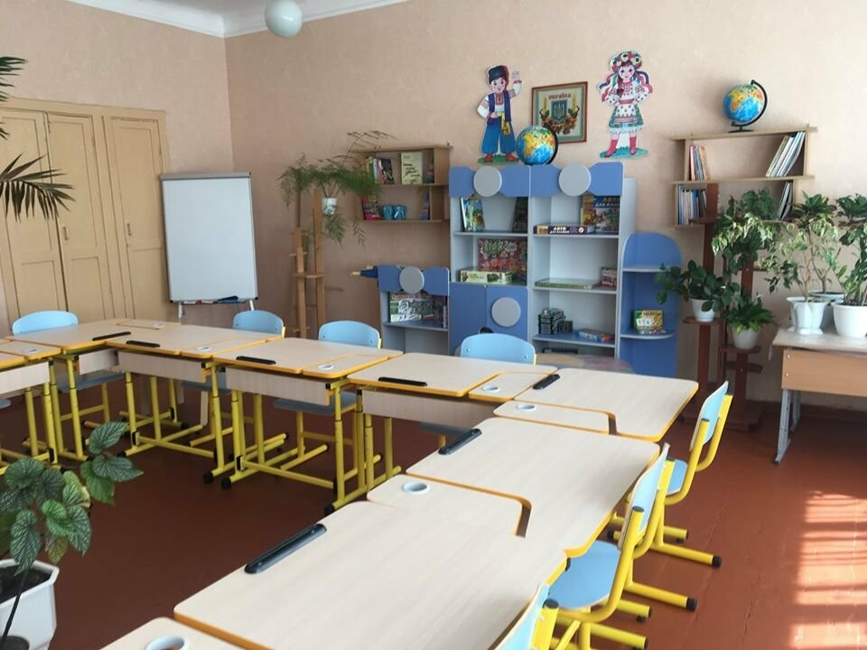 У Дубов'язівці готують нові класні кімнати для першачків, фото-1