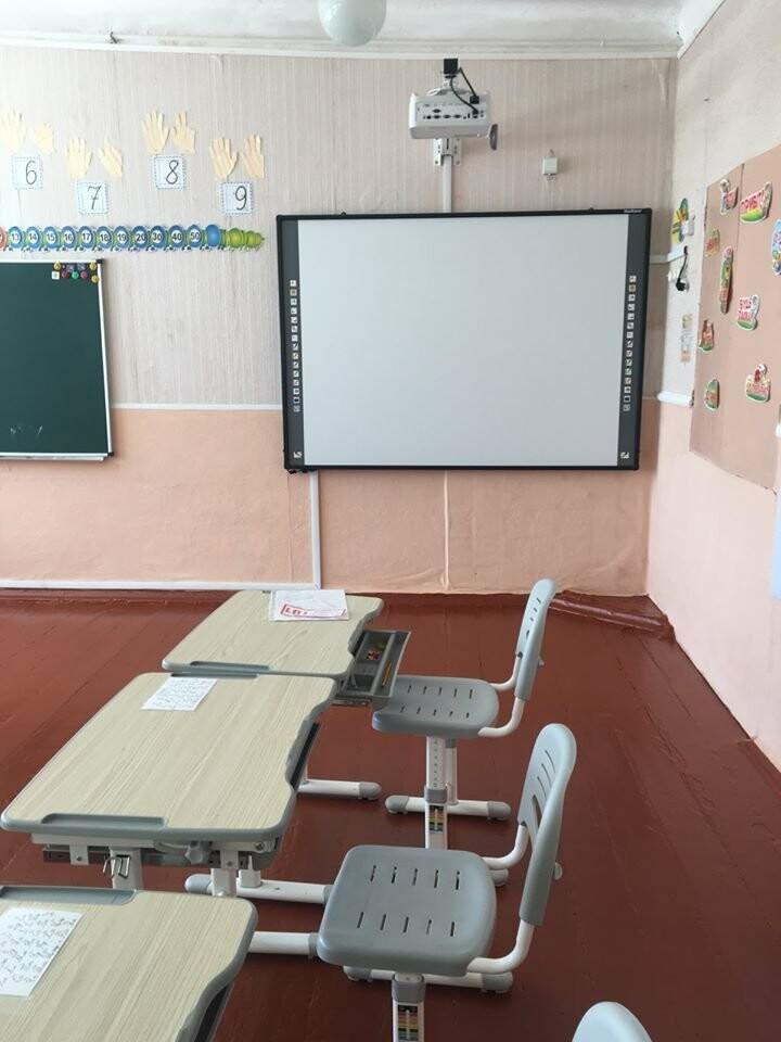 У Дубов'язівці готують нові класні кімнати для першачків, фото-3
