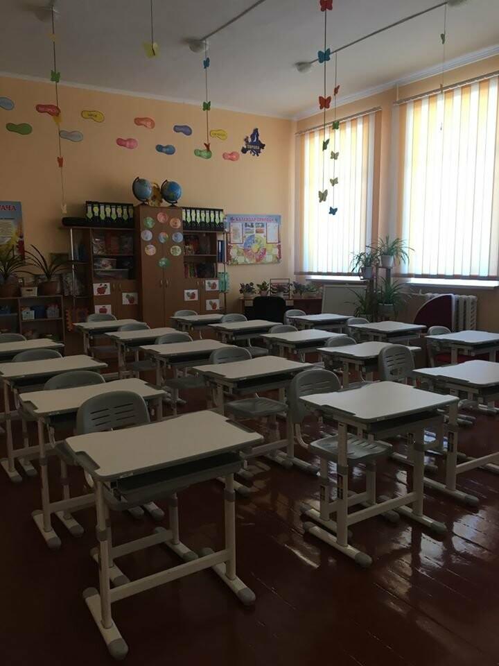 У Дубов'язівці готують нові класні кімнати для першачків, фото-4