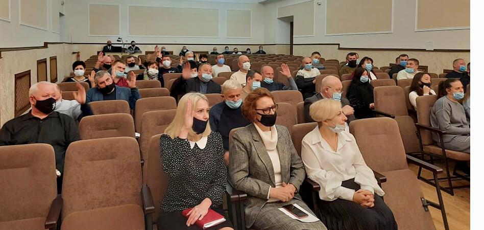 У Дубов'язівці та Попівці пройшли перші сесії, фото-1