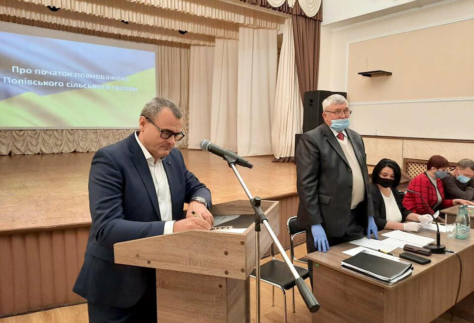 У Дубов'язівці та Попівці пройшли перші сесії, фото-2
