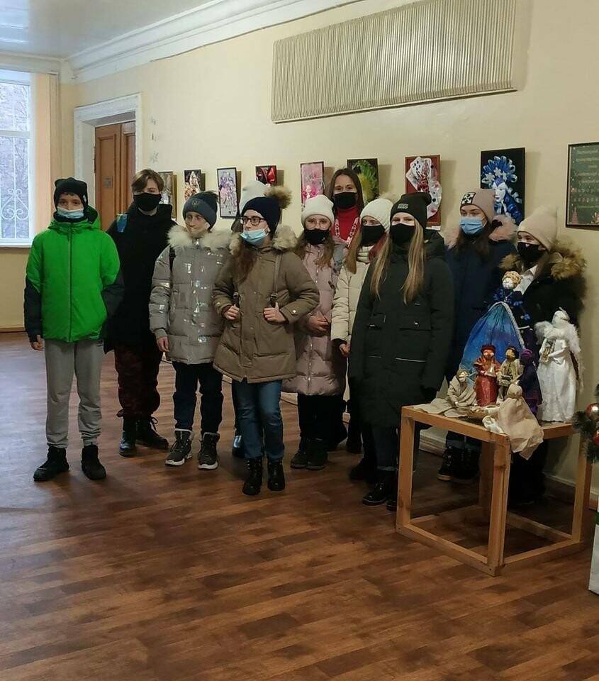 """Конотопські діти створили """"Святковий карнавал"""" масок, фото-2"""