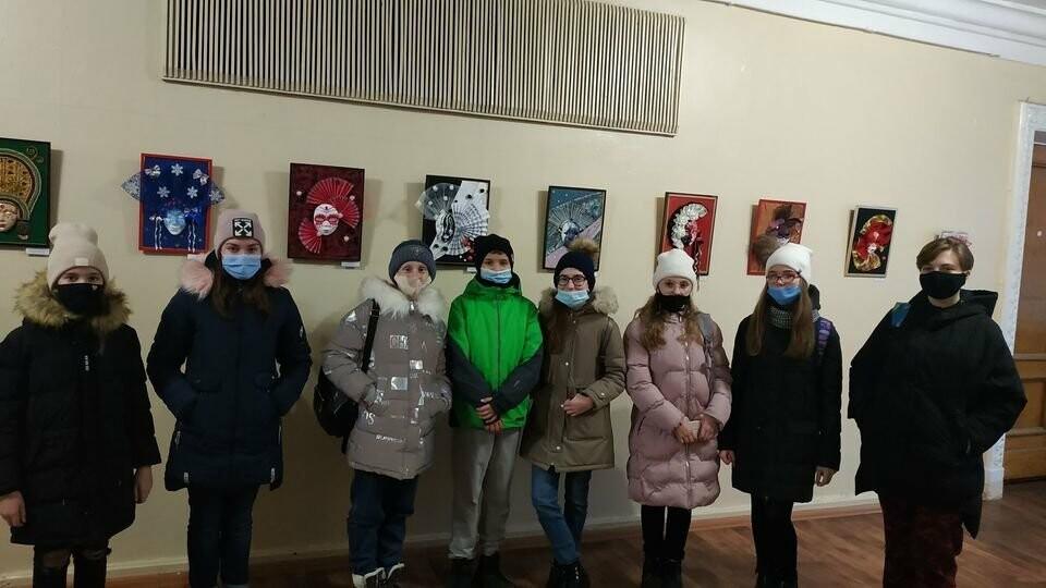 """Конотопські діти створили """"Святковий карнавал"""" масок, фото-21"""