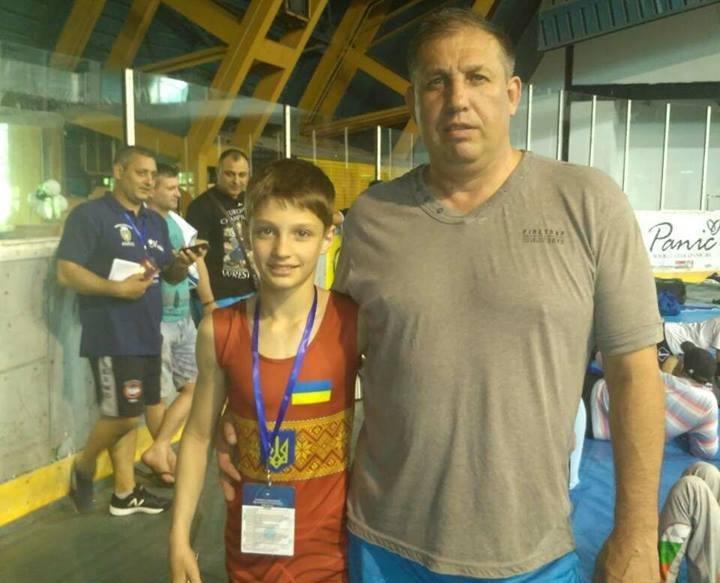 Конотопський борець Імед Хушадзе виборов срібло на чемпіонаті Європи, фото-1