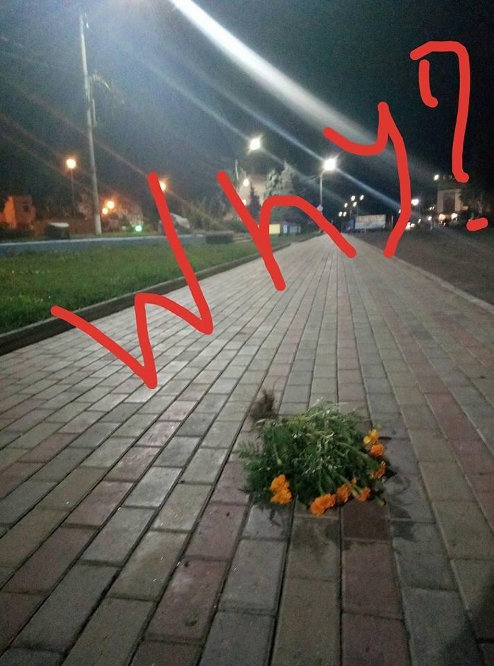 Начальник ЖКГ виклав відео того, що відбувається вночі в Конотопі, фото-1