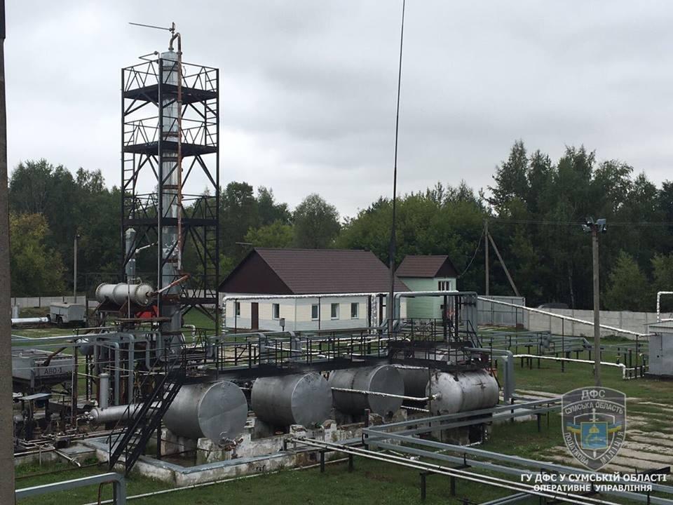 На Сумщині ліквідували незаконне виробництво паливо-мастильних матеріалів, фото-1