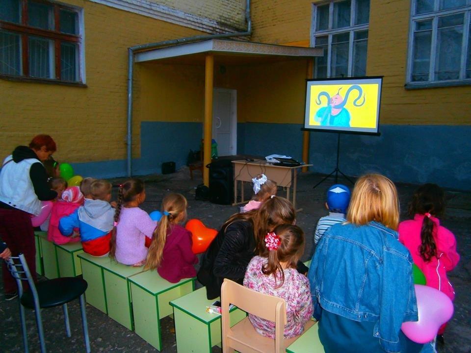 Відбулось Свято на кварталі для юних мешканців мікрорайону «Воронцово», фото-1