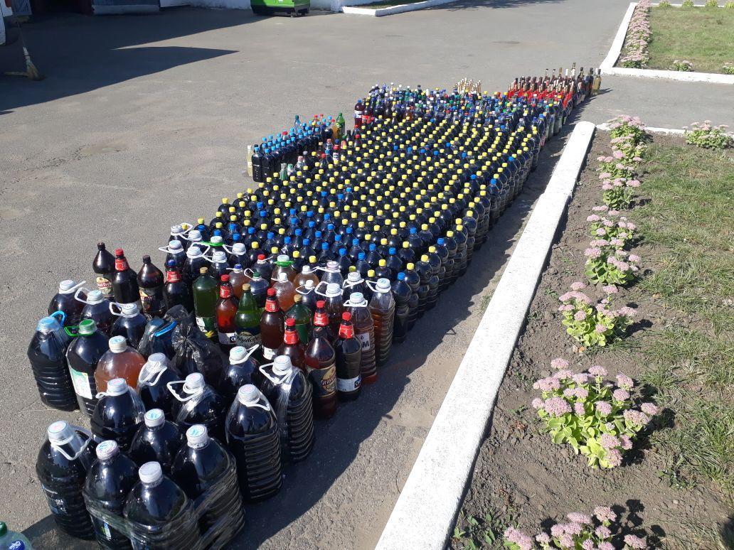 До Сумщини з Молдови хотіли привезти 1200 літрів алкоголю без акцизів, фото-2