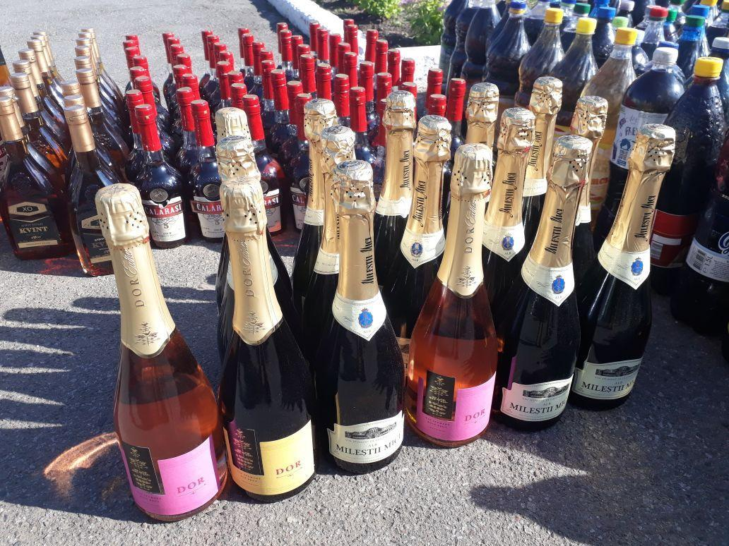 До Сумщини з Молдови хотіли привезти 1200 літрів алкоголю без акцизів, фото-4