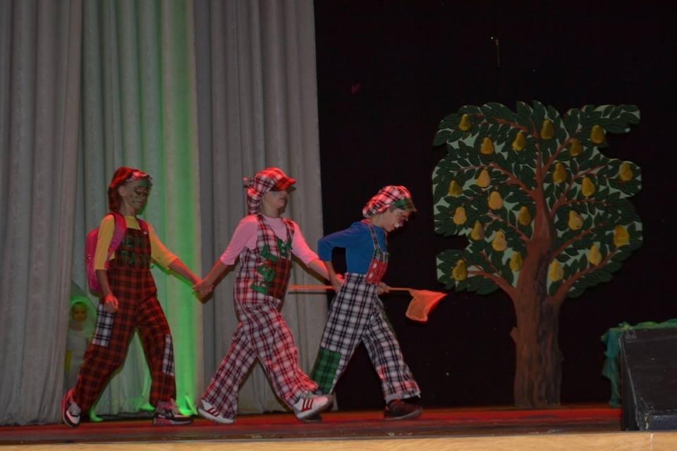 """""""Театральна осінь"""" подарувала конотопським театралам кілька перемог, фото-3"""