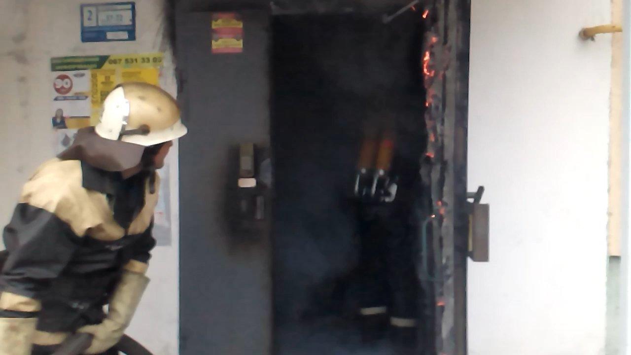 На Сумщині вогнеборці врятували від пожежі 4 дітей, фото-1