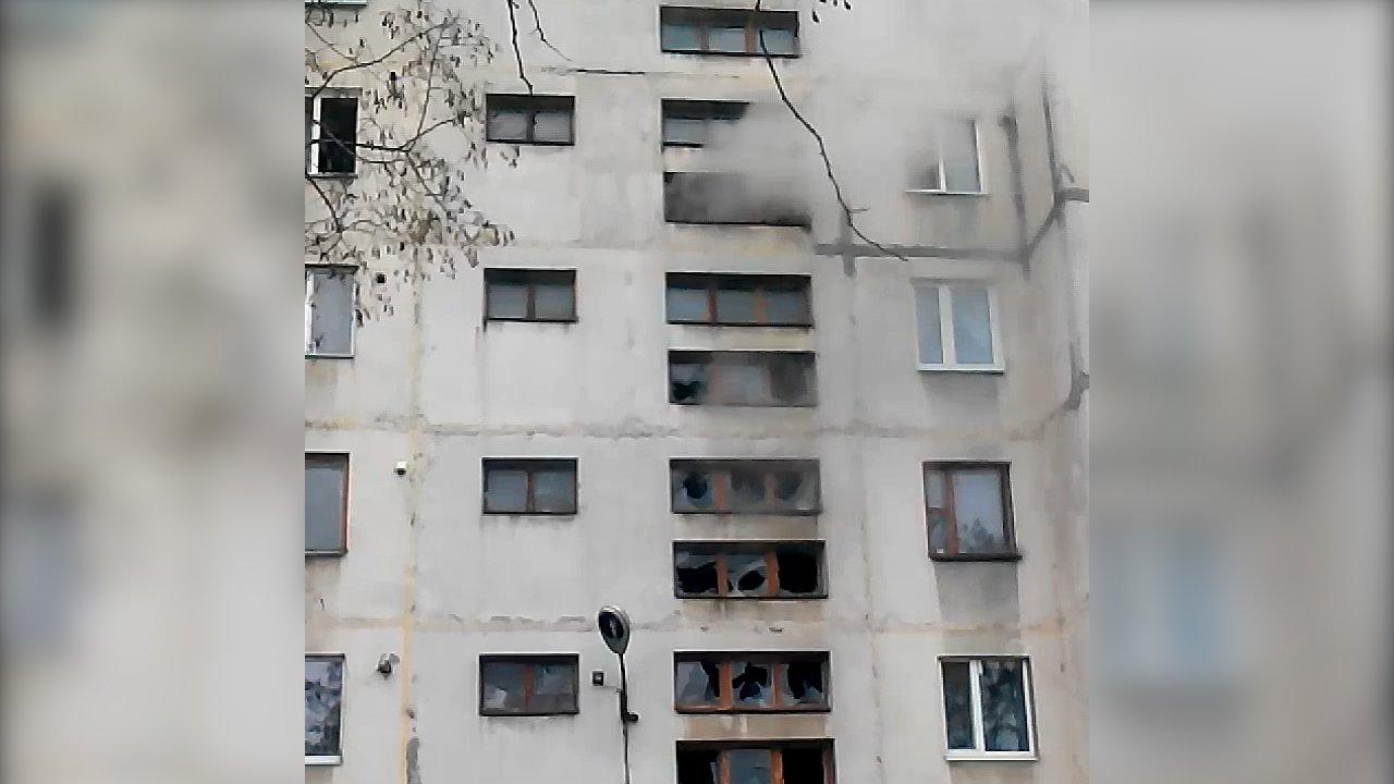 На Сумщині вогнеборці врятували від пожежі 4 дітей, фото-4