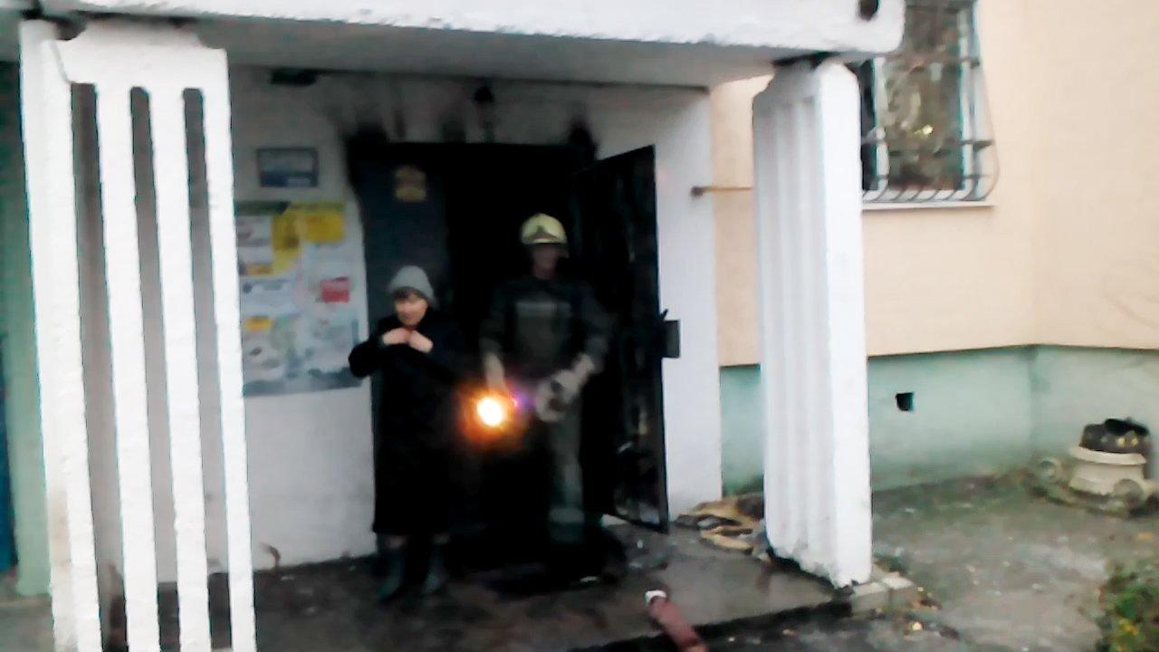 На Сумщині вогнеборці врятували від пожежі 4 дітей, фото-3