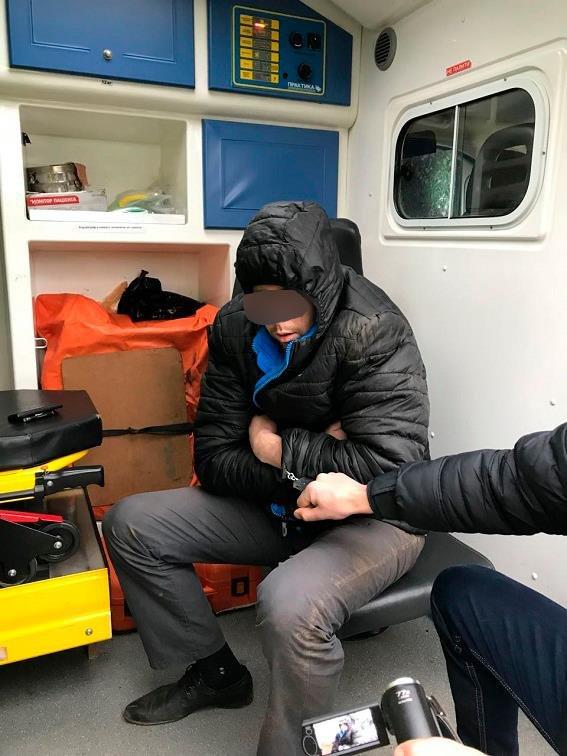 У Сумах заарештували поліцейського-наркоторговця, фото-1