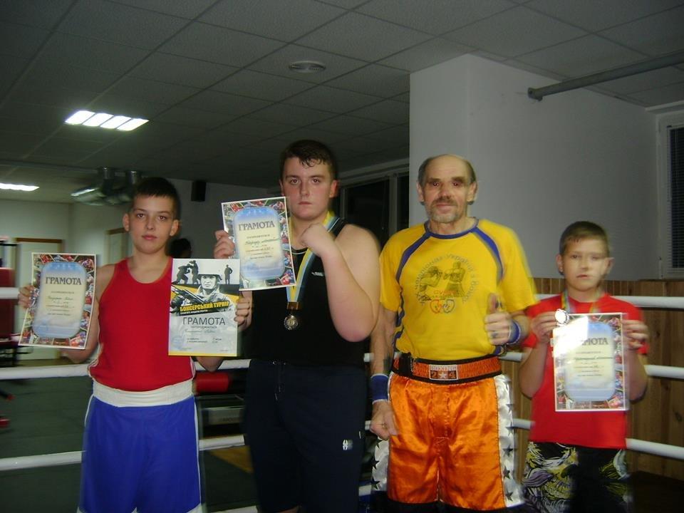 Конотопські боксери повернулися з всеукраїнського турніру з медалями, фото-1