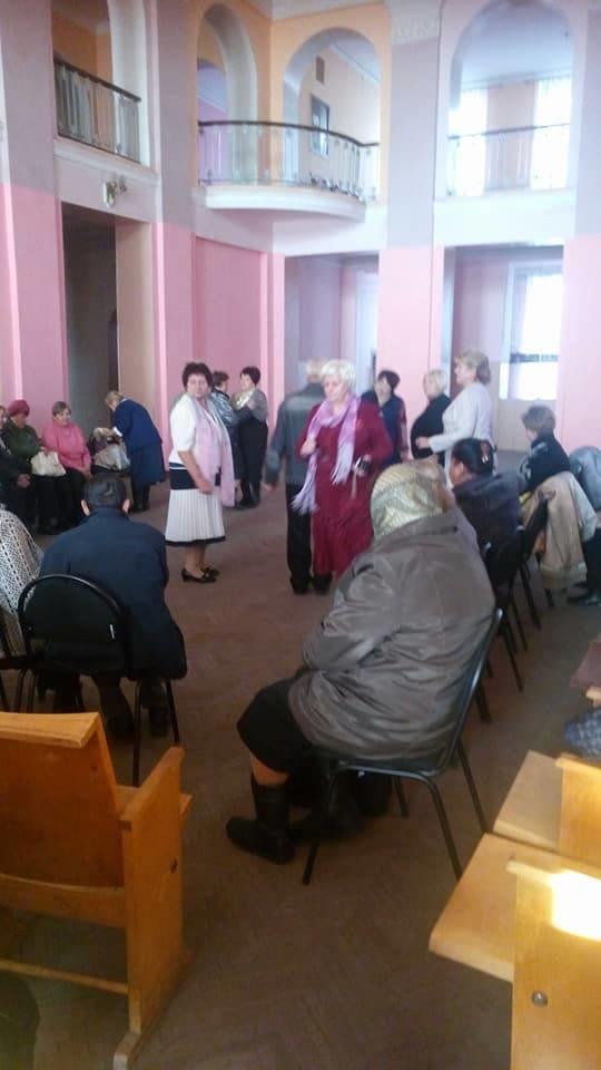 Конотопський клуб людей похилого віку «Надвечір'я» відсвяткував свою річницю, фото-2