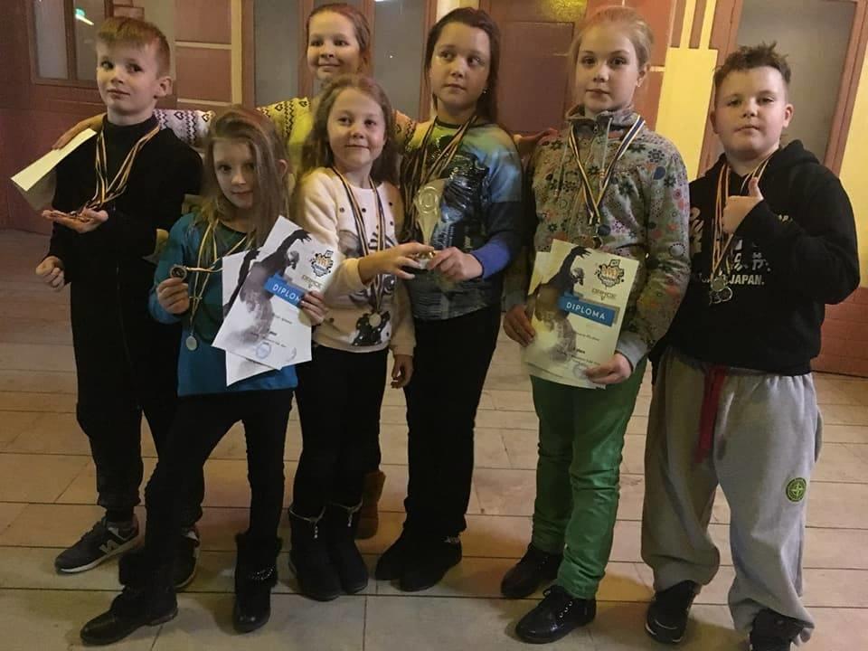 Конотопські танцюристи зайняли перше місце на столичному чемпіонаті , фото-1