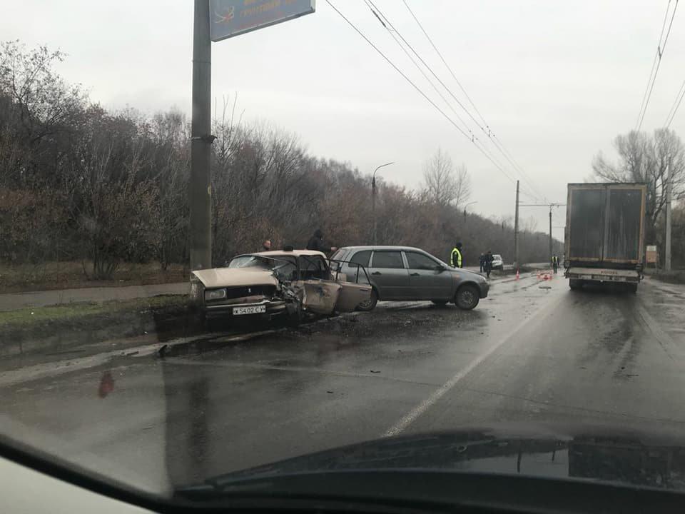 Масштабна ДТП на Сумщині: зіткнулись 4 автомобілі, фото-2