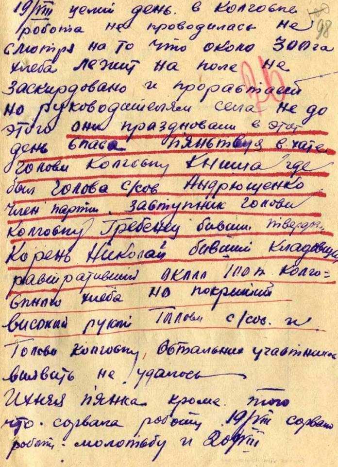 Оприлюднено архівні матріали про Голодомор на Сумщині, фото-11