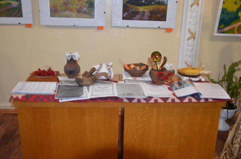 У Конотопі влаштували вечір-реквієм до 85-ї річниці Голодомору , фото-3