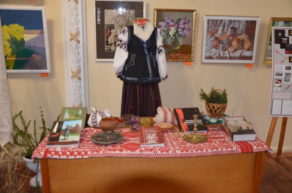 У Конотопі влаштували вечір-реквієм до 85-ї річниці Голодомору , фото-7