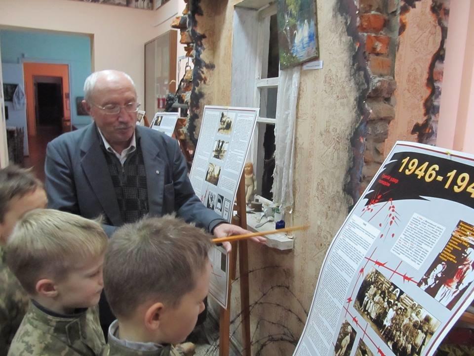 У міському краєзнавчому музеї розповіли про Голодомор на Конотопщині, фото-1