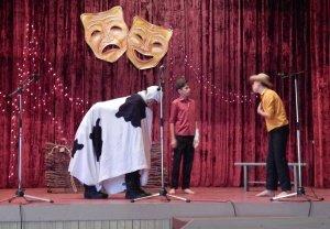 На Конотопщині відбувся конкурс шкільних театрів «Шоу перевтілень», фото-3