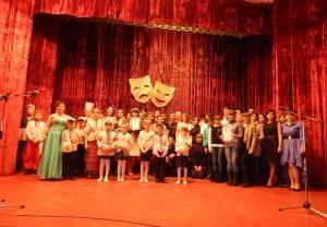 На Конотопщині відбувся конкурс шкільних театрів «Шоу перевтілень», фото-2