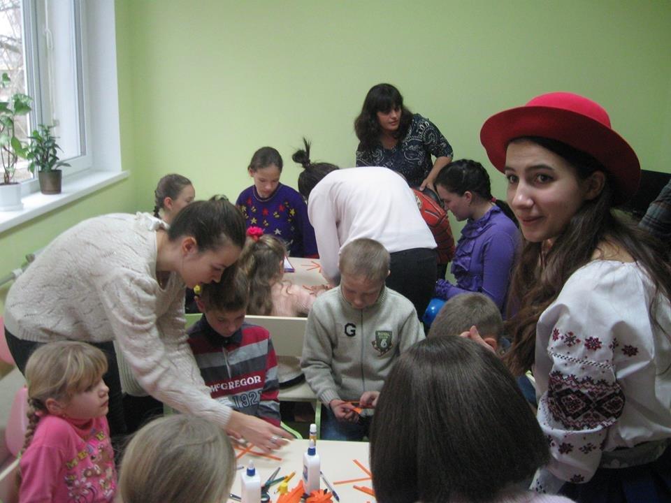 У Конотопі для дітей з інвалідністю провели день відкритих дверей, фото-3
