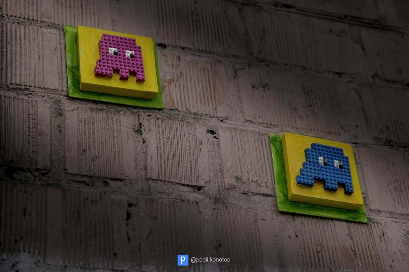 Вуличного мистецтва в Конотопі стало більше, фото-1