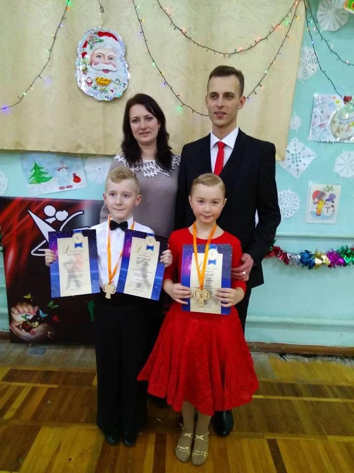 Конотопські танцівники здобули 12 перших місць на всеукраїнських змаганнях, фото-1