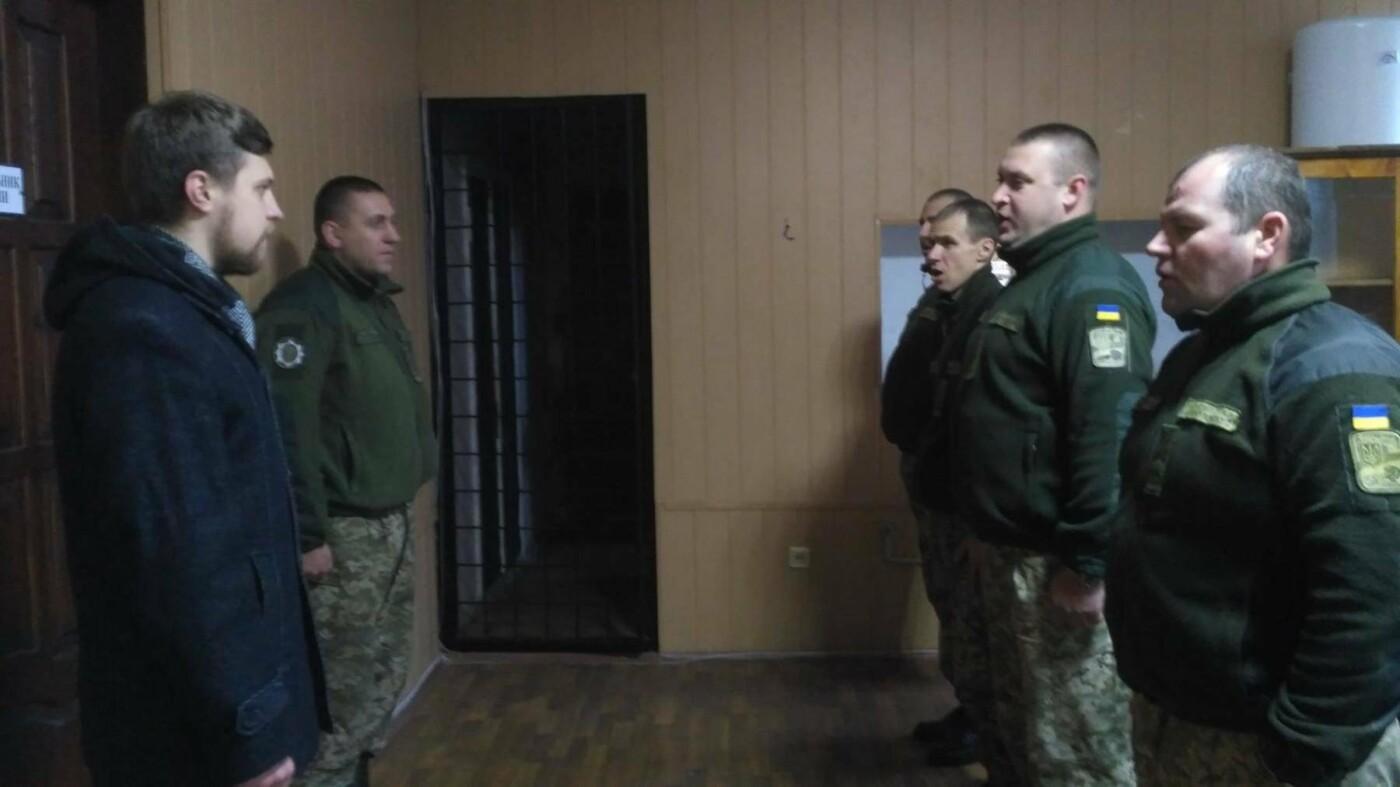 У Конотопі військослужбовців привітали з Днем ЗСУ, фото-4