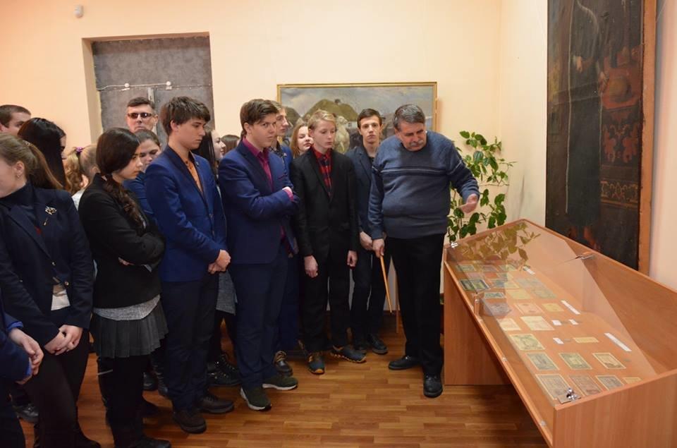 У Конотопі відкрили виставку грошей, фото-2