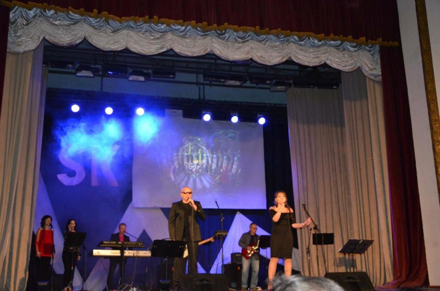 У Конотопі відбувся концерт гурту «SK»: зал аплодував стоячи, фото-4