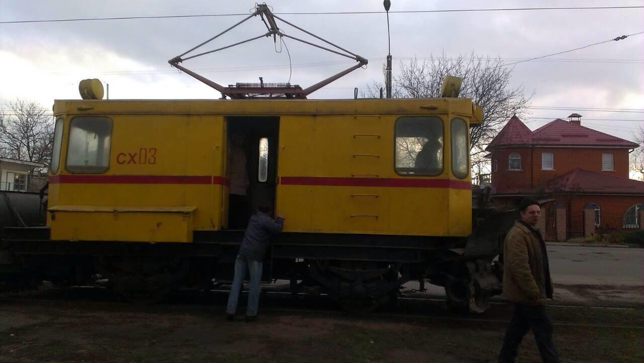 Робітники трамвайного управління ремонтували колії та готувались до зими, фото-6