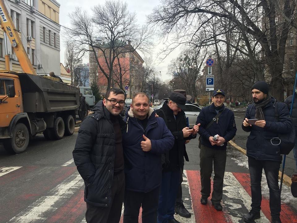 Артема Семеніхіна відпустили після допиту, не висунувши звинувачень, фото-1